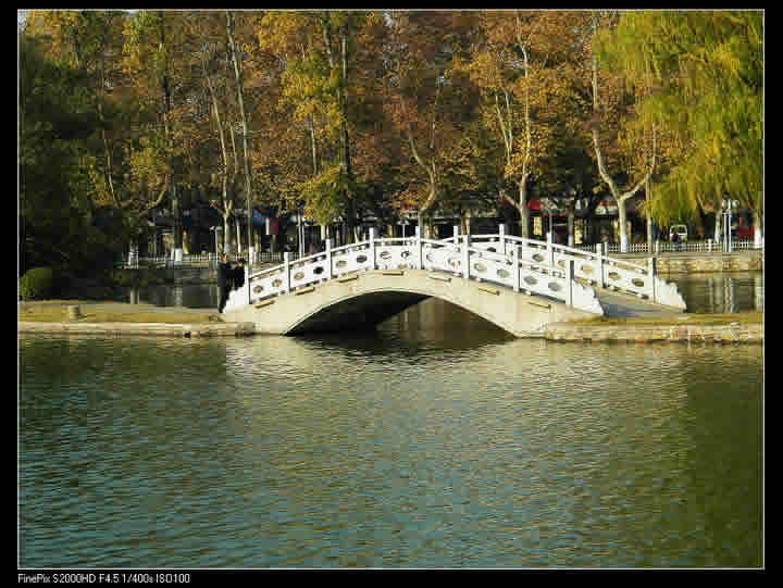 马鞍山市雨山湖公园图片