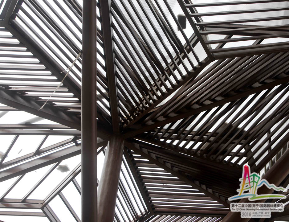3演艺中心的屋顶